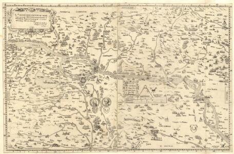 Deß Konigreichs Ungern Fürnembster theil, Geographische beschreibung