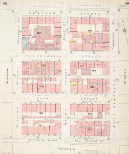 Insurance Plan of Glasgow Vol. III: sheet 49
