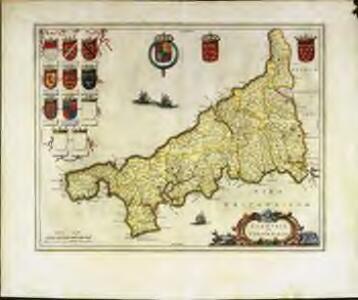 Cornvbia sive Cornwallia
