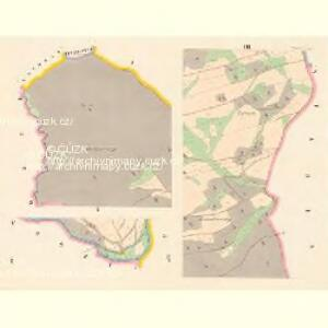 Pietschin (Pieczin) - c5749-1-007 - Kaiserpflichtexemplar der Landkarten des stabilen Katasters