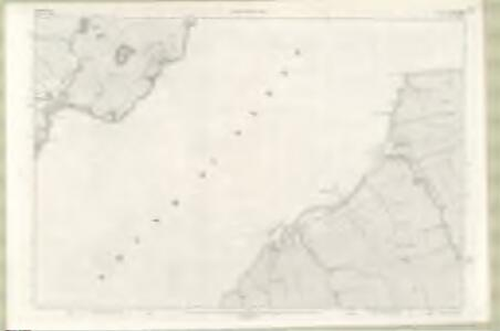 Inverness-shire - Isle of Skye Sheet LVIII - OS 6 Inch map
