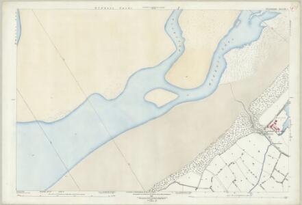 Gloucestershire LXII.4 (includes: Aust; Oldbury upon Severn) - 25 Inch Map