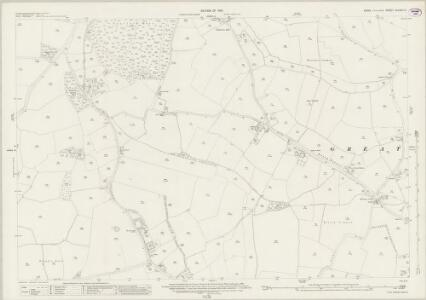 Essex (New Series 1913-) n XXXIII.13 (includes: Great Canfield; Hatfield Broad Oak) - 25 Inch Map