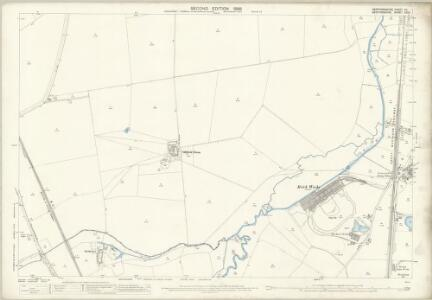 Hertfordshire VII.1 (includes: Arlesey; Henlow; Ickleford; Shillington) - 25 Inch Map