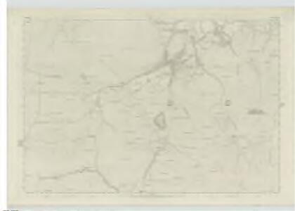 Perthshire, Sheet XXXVIII - OS 6 Inch map