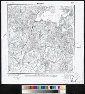 Meßtischblatt 425 : Westensee, 1896