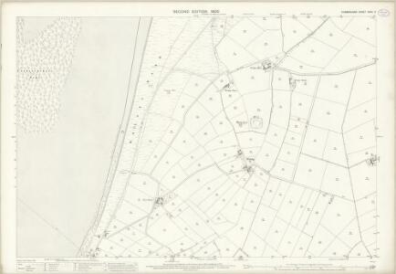 Cumberland XXVII.3 (includes: Holme Low) - 25 Inch Map