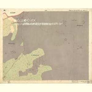 Schwarzhaid - c0872-1-005 - Kaiserpflichtexemplar der Landkarten des stabilen Katasters