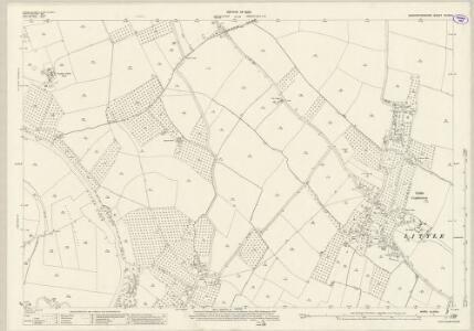 Worcestershire XLVIII.4 (includes: Birlingham; Great Comberton; Little Comberton; Pershore; Wick) - 25 Inch Map