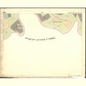 Stadln - c7347-1-030 - Kaiserpflichtexemplar der Landkarten des stabilen Katasters