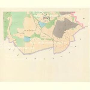 Millenowitz (Millenowice) - c4648-1-005 - Kaiserpflichtexemplar der Landkarten des stabilen Katasters