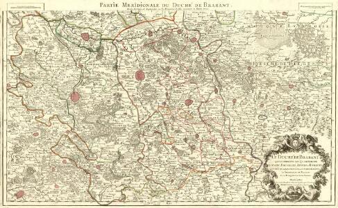 Le Duché de Brabant :