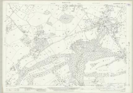 Gloucestershire LXXI.3 (includes: Bristol) - 25 Inch Map