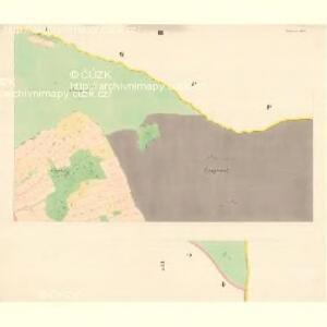 Břesowa - m0264-1-003 - Kaiserpflichtexemplar der Landkarten des stabilen Katasters