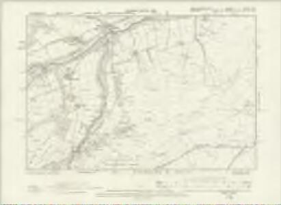 Northumberland CVIII.SE - OS Six-Inch Map