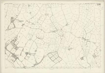 Isle of Man X.14 - 25 Inch Map