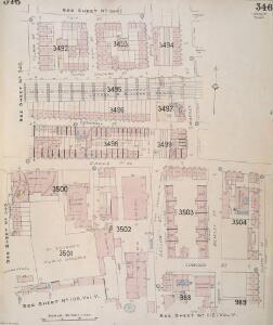 Insurance Plan of London Vol. XI: sheet 346