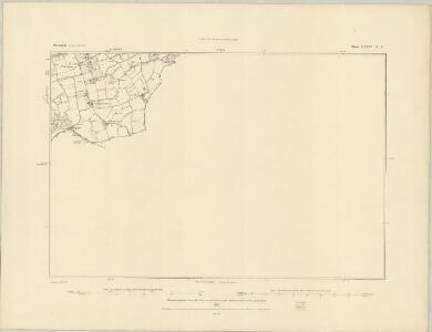Shropshire LXXIV.NW - OS Six-Inch Map