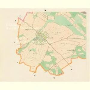 Kotschin - c3242-1-006 - Kaiserpflichtexemplar der Landkarten des stabilen Katasters