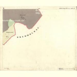 Mitterberg - c6304-2-006 - Kaiserpflichtexemplar der Landkarten des stabilen Katasters