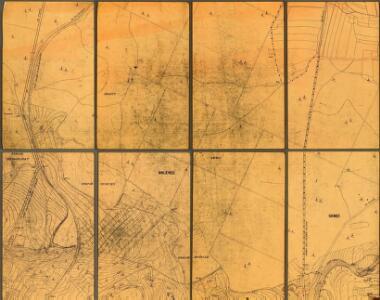 Orientační plán města Plzně : List 4