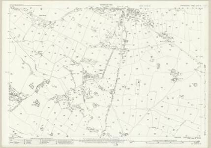 Staffordshire XXIX.15 (includes: Eccleshall; Ellenhall) - 25 Inch Map