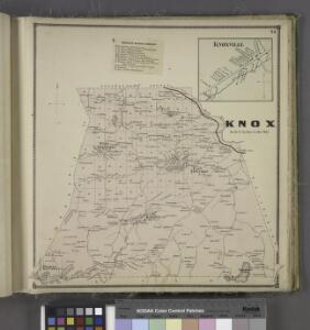 Knoxville Business Directory; Knoxville [Village]; Knox [Township]