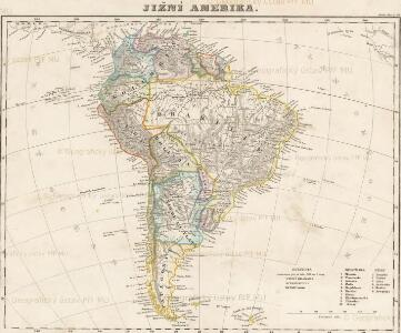 Jižní Amerika.