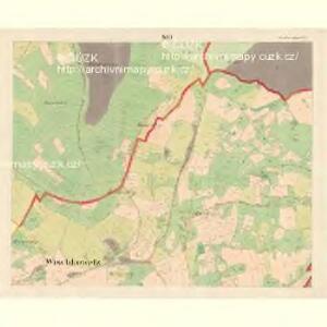 Alt Hrosenkau (Stary Hrasenkow) - m2868-1-012 - Kaiserpflichtexemplar der Landkarten des stabilen Katasters