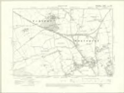 Berkshire II.NW - OS Six-Inch Map