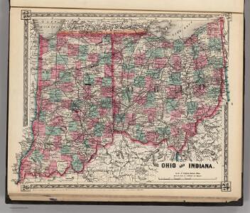 Ohio and Indiana.
