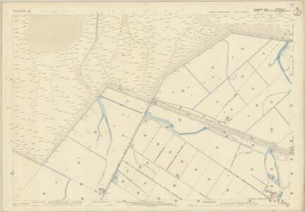 Lincolnshire CXXXVII.13 (includes: Central Wingland; Terrington St Clement) - 25 Inch Map
