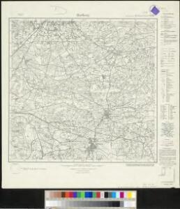 Meßtischblatt 2291 : Rietberg, 1932