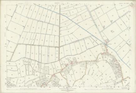Somerset LXII.8 (includes: Aller; High Ham) - 25 Inch Map
