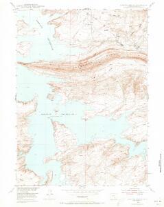 Seminoe Dam SE
