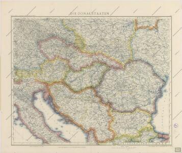Die Donaustaaten