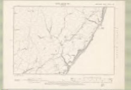 Argyll and Bute Sheet CCLXIII.SW - OS 6 Inch map