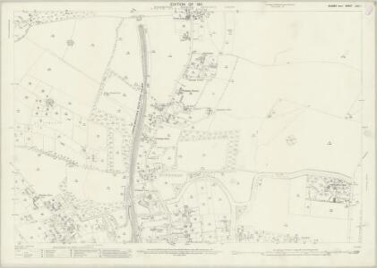 Sussex LXVI.1 (includes: Brighton) - 25 Inch Map