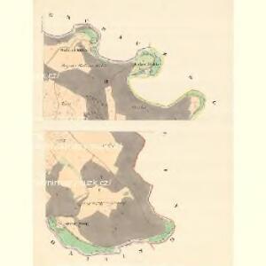 Wissokein - m3508-1-001 - Kaiserpflichtexemplar der Landkarten des stabilen Katasters