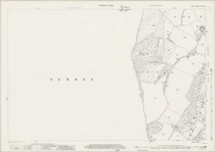 Kent XXVII.12 (includes: Chelsham; Orpington) - 25 Inch Map