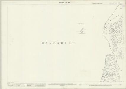 Sussex XXXIII.6 & XXXIII.2 (includes: Buriton; Harting) - 25 Inch Map