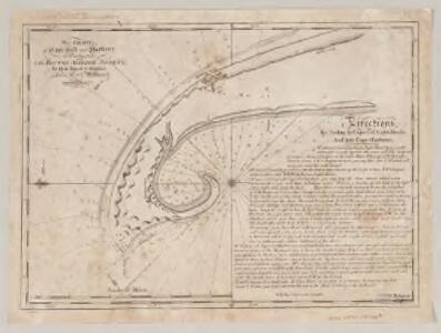 This chart of Cape Cod and Harbour is dedicated to the Boston Marine Society