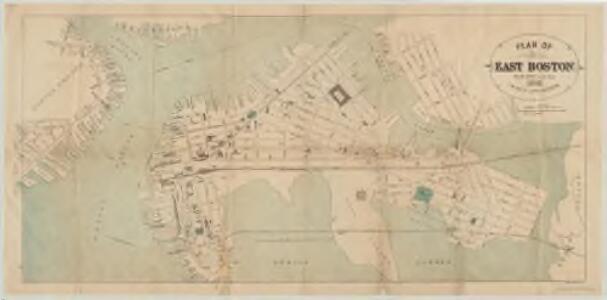 Plan of East Boston