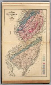 Geol. map N.J.