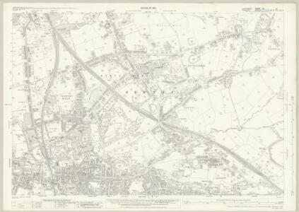 Lancashire CV.15 (includes: Denton; Hyde) - 25 Inch Map
