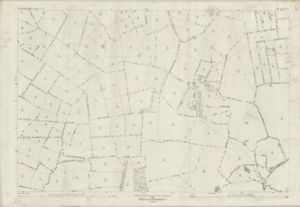 Northamptonshire XXIX.15 (includes: Crick; Watford) - 25 Inch Map