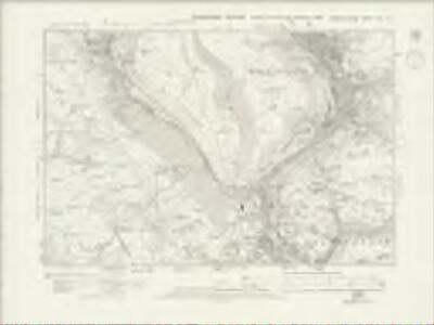 Monmouthshire XVII.SE - OS Six-Inch Map