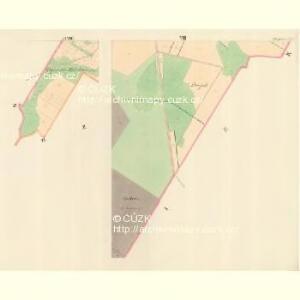 Königlosen - m1337-1-007 - Kaiserpflichtexemplar der Landkarten des stabilen Katasters