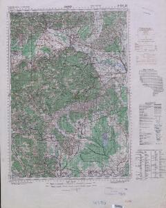 Yugoslavia 1:100,000, Samobor