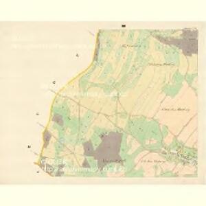 Liebenthal (Liebtál) - m1642-1-003 - Kaiserpflichtexemplar der Landkarten des stabilen Katasters